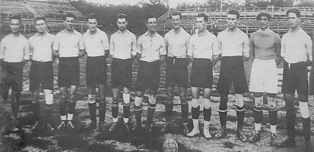 Отборът на Левски София през сезон 1923/1924
