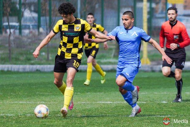 30.03.2021 / Ботев U18 (Пловдив) 1:3 Левски U18 (София)