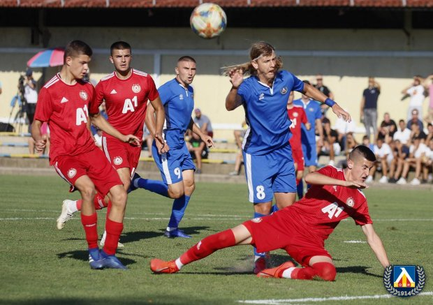 11.09.2020 / Левски U19 (София) 3:0 ЦСКА-София U19 (София)