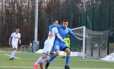 28.02.2021 / Славия 1913 U19 (София) 0:2 Левски U19 (София)