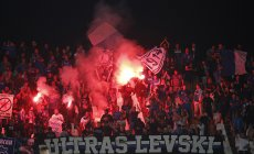 12.09.2021 / Локомотив 1926 (Пловдив) 2:2 Левски (София)