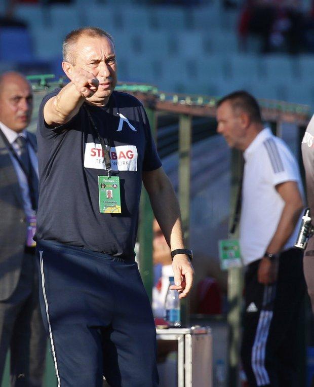 26.09.2021 / ЦСКА-София (София) 2:1 Левски (София)