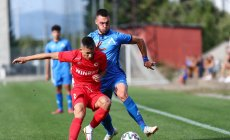 12.09.2021 / Левски U19 (София) 1:1 ЦСКА-София U19 (София)