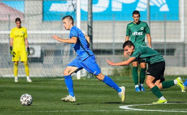 02.10.2021 / Левски U19 (София) 9:0 Нефтохимик 1962 U19 (Бургас)