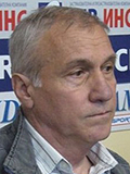Stefan Aladzhov - coach