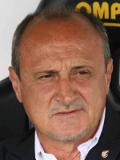 Делио Роси - треньор