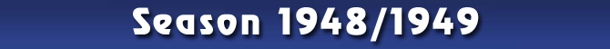 Season 1948/1949