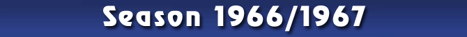 Season 1966/1967