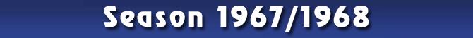 Season 1967/1968