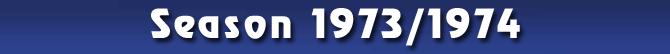 Season 1973/1974
