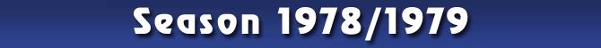 Season 1978/1979