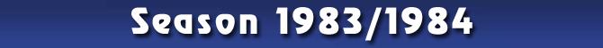 Season 1983/1984