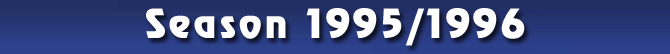 Season 1995/1996