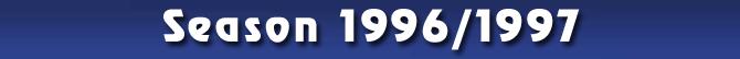 Season 1996/1997