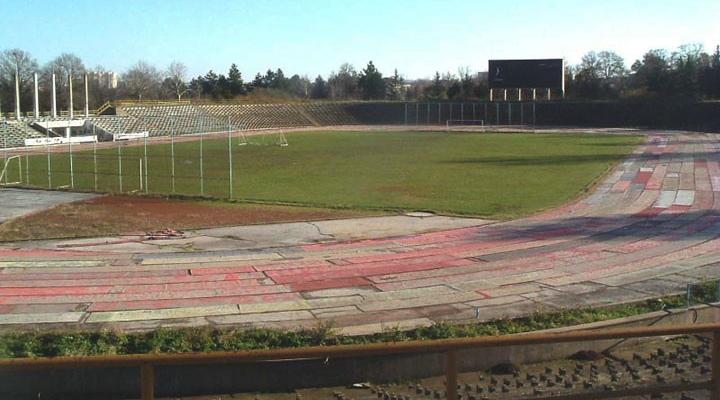 """Стадион """"Плевен"""", Плевен"""