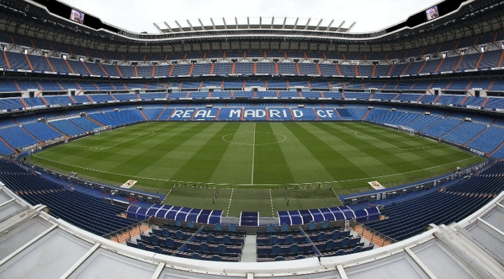 """Стадион """"Сантяго Бернабеу"""", Мадрид"""