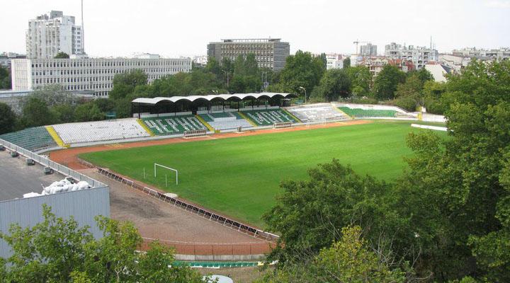 """Стадион """"Тича"""", Варна"""