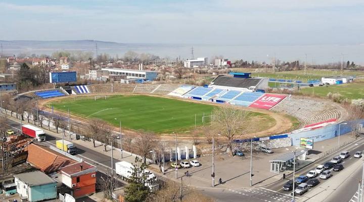 """Стадион """"Черноморец"""", Бургас"""