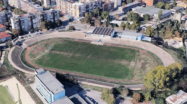 "Стадион ""Дунав"", Русе"