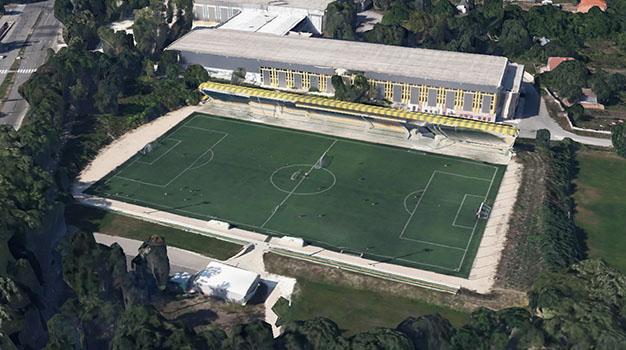 "Стадион ""Дружба"" - помощен терен, Добрич"