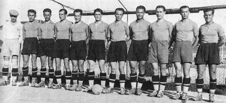 Отборът на Левски София през сезон 1932/1933