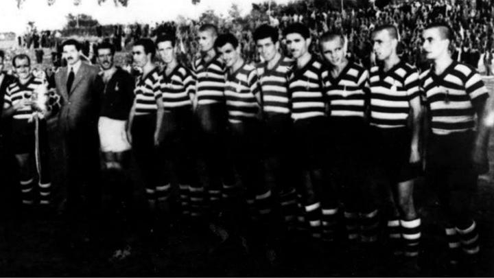 Отборът на Левски София през сезон 1941/1942