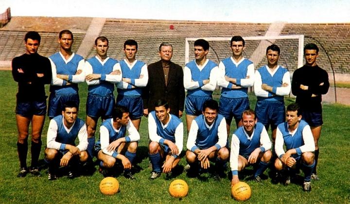 Отборът на Левски София през сезон 1964/1965