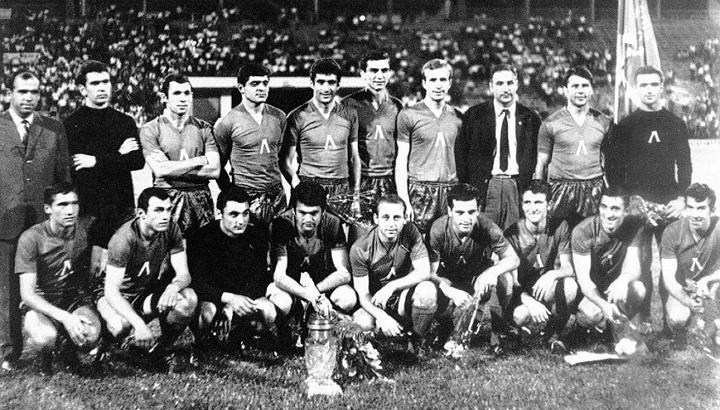 Отборът на Левски София през сезон 1967/1968