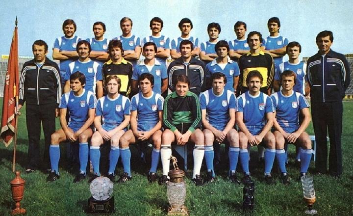 Отборът на Левски София през сезон 1978/1979