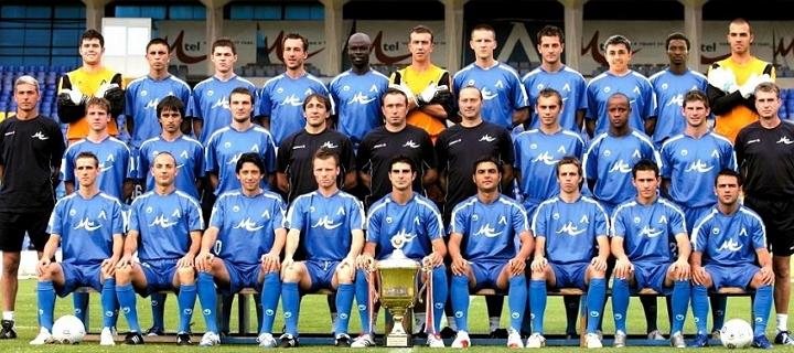 Отборът на Левски София през сезон 2006/2007